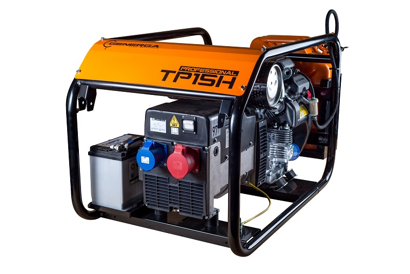 Petrol power generator TP15H